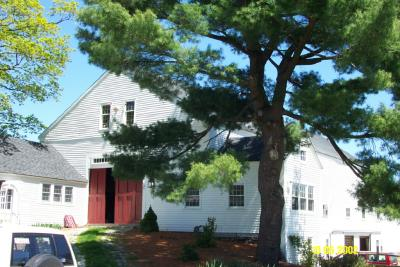 New England Sagging Floor Repair | Antique Barn | Colonial