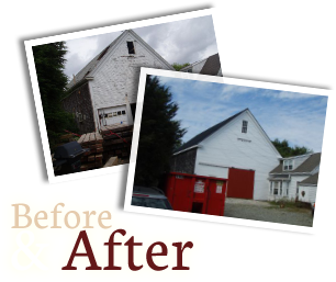 Barn Restoration & Repair Services in Massachusetts
