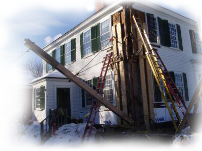Home Restoration in Massachusetts