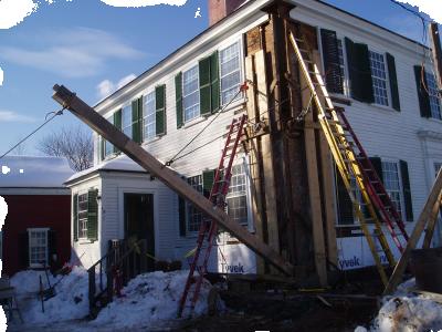 Home Restoration in Massachusetts