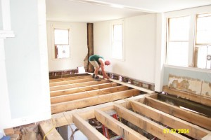 Sill Beam Replacement Services in Massachusetts